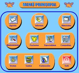 Programa para gestión de clínicas