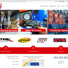 Página web Bebracing